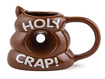 Bigmouth Inc Holy Crap Mug 0