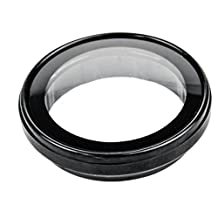 Salesland Applicable to WiFi Sports Camera of SJ 4000 UV Lens Filter Case Cover Glass Protective Cap