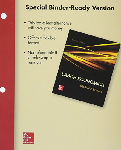 Loose Leaf Labor Economics with Connect Access Card with LearnSmart Access card