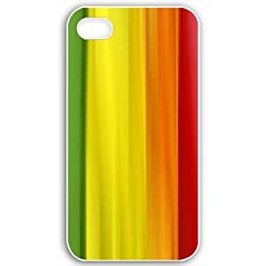 Apple iPhone 4 4S Cases Customized Gifts Of Graffiti Colorful Black