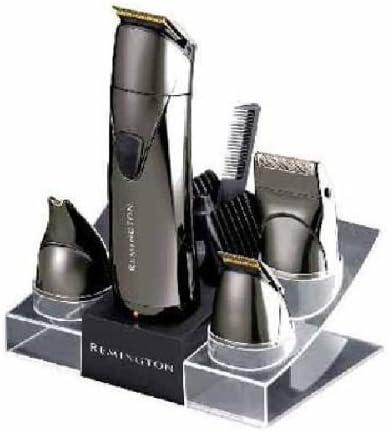 REMINGTON Afeitadora multiuso PG400 + Spray limpiador para cabezal ...