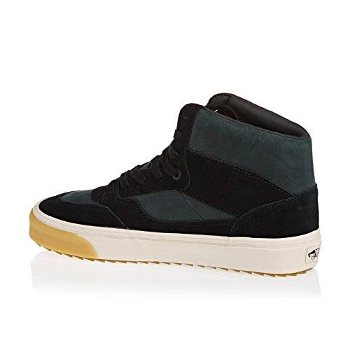 Vans Shoes Classic Caballero Black White Podium Waffles Cqw0rCf