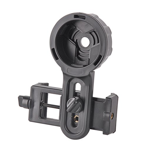 Universal Cell Phone Photography Adapter Mount for Binoculars Monocular Spotting Scope Telescope For iPhone 6Plus Samsung HTC LG and More