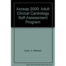 Accsap 2000: Adult Clinical Cardiology Self-Assessment Program