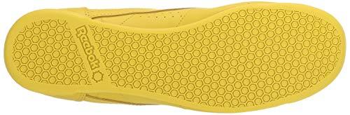 Lemon lilac white Sneaker Reebok Pepper Lace Freestyle Salut up Fog wn41UX