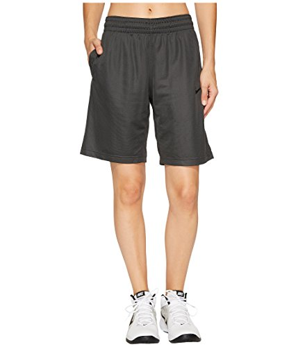 Nike Dry Essential 10 Basketball Short Anthracite/Anthracite/Black/Black Womens Shorts