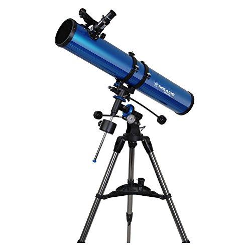 Meade Polaris 114mm German Equatorial Reflector Telescope