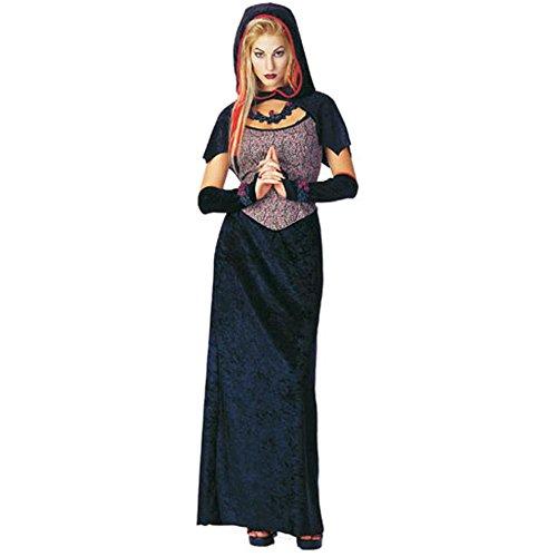 Dark Rose Maiden Costumes (Adult Dark Rose Maiden Costume (Size: Standard 12))