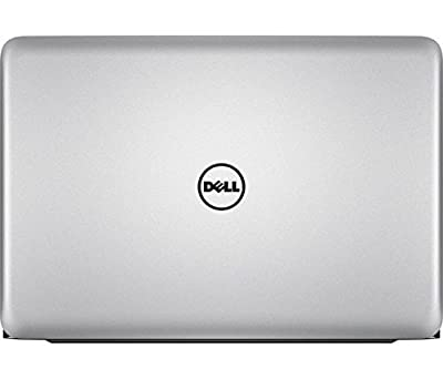 Dell Inspiron 15 7000 Series 15.6-Inch Laptop (2.4 GHz Intel Core i7 Processor, 12 GB SDRAM DDR3, 1 TB HDD, Windows 10), Silver