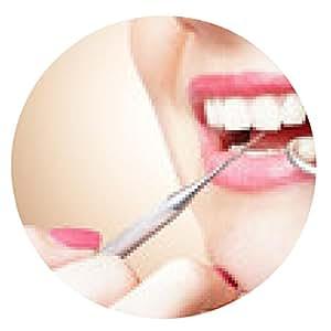 alfombrilla de ratón dentista investigación - ronda - 20cm