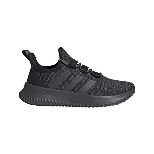 adidas Kids Unisex's Ultimafuture Running Shoe, Black/Grey/Grey, 6.5 M US Big Kid