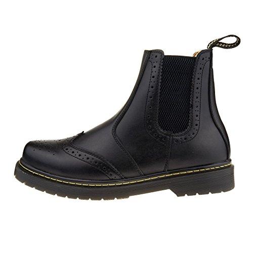 Noir homme Chelsea Footwear Boots London 6xIwfqgg