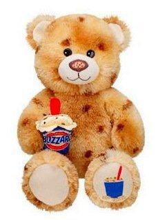 Build A Bear Dairy Queen Cookie Dough Blizzard 17
