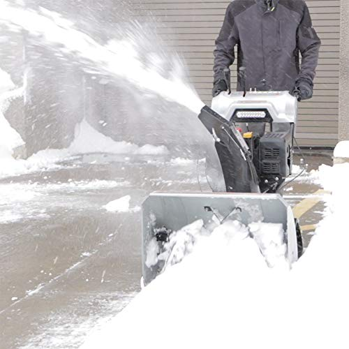 dirty hands snow blower reviews