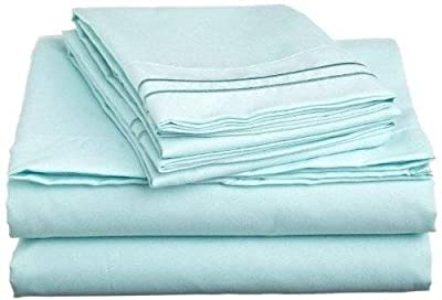 SGI bedding 800 Thread Count GOTS Certified Organic Cotton Bed Sheets Solid