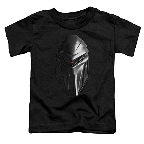 - BSG Cylon Head Toddler T-Shirt 4T