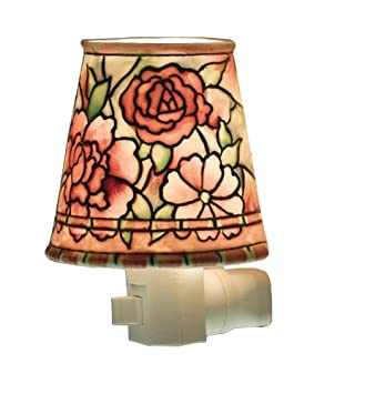 Russ Berrie 4-Inch Magnolia Porcelain Night Light
