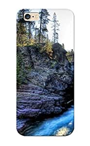 1b5bc8b348 New Iphone 6 Plus Case Cover Casing(waterfall In The Canyon )/ Appearance