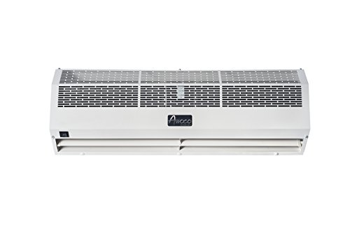 "Awoco 36"" Super Power 2 Speeds 1200CFM Commercial Indoor Air Curtain, UL Certified, 120V Unheated - Door Switch Included from Awoco"