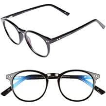 "PRIVÉ REVAUX ""The Maestro"" Handcrafted Designer Eyeglasses With Anti Blue-Light Blocking Lenses For Men & Women"
