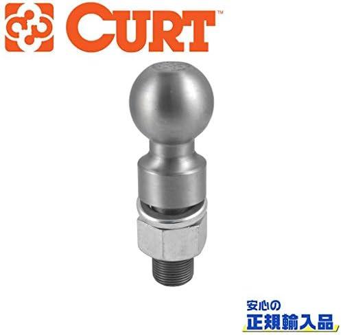 [CURT(カート)正規代理店]ヒッチボール 牽引力 約11350kg ボール径 2-5/16 インチ 汎用