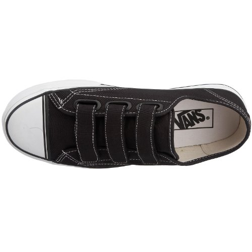 8ece63c91188 Amazon.com  Vans Unisex s VANS PRISON ISSUE  23 SKATE SHOES 4.5 (BLACK WHITE)   Shoes