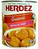 Herdez Guavas Whole, 28 oz.