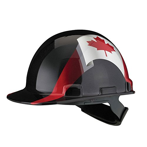 Dynamic Safety Hard Hat Helmet Canada Flag Casque de for sale  Delivered anywhere in Canada