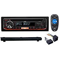 1994-99 Land Rover Discovery JVC CD Player Receiver USB/AUX/MP3 3-Band Eq+Remote