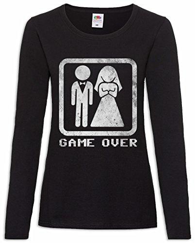 Mujer Larga Couple De 2xl – shirt T Over Women Tamaños Game Manga Xs qwSEO5