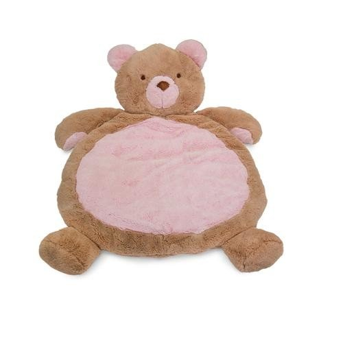 Bestever cute Bear Baby Mat Cuddle Rug Cushion ~PINK