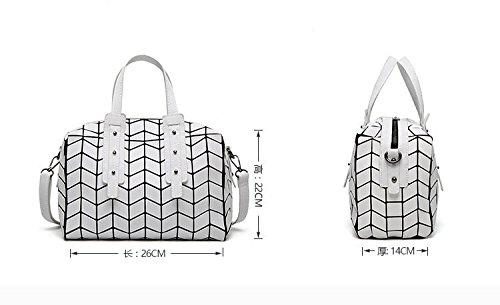 Handbags Blue Geometry Spring Bag Tote Handbags Designer Bags Black Women Girls Shoulder Crossbody Boston Txqnx4a7