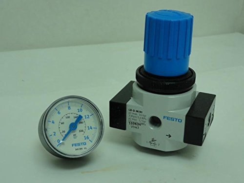 Festo 159624/LR-1//8-d-mini regolatore di pressione