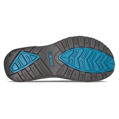 Teva Men's Hurricane XLT Sports and Outdoor Lifestyle Sandal Mosaic Black/Blue JkM5AFYlT