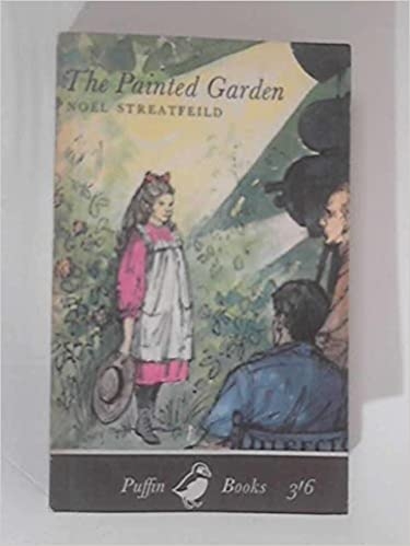 The Painted Garden: A Story of a Holiday in Hollywood