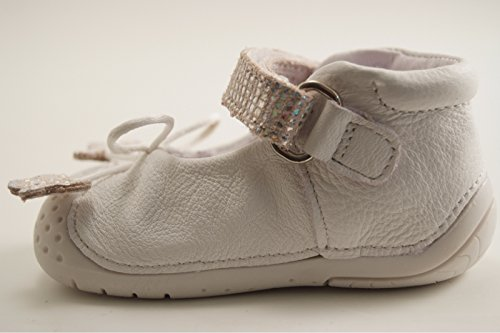 Babybotte Zaela - Patucos de Otra Piel Bebé-Niños blanco