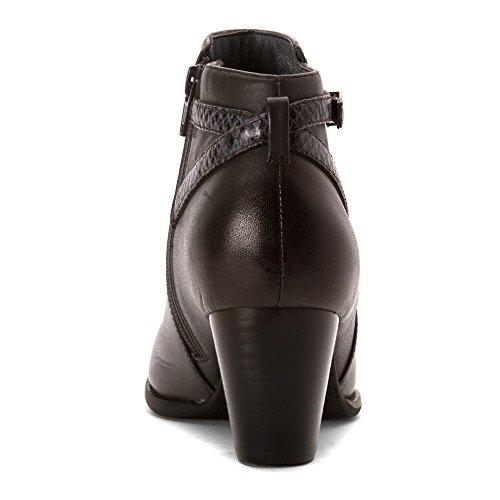 Boot M Dark 9 Vionic Grey Upton B Women's US 5 Ankle twwFPZ