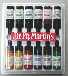 Dr. Ph. Martins Radiant SET B (15 to 28) : Concentrated Watercolour Inks
