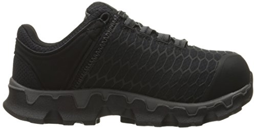 Synthetic Powertrain Toe Black Black Pro Shoe Industrial and Construction Sport Alloy Timberland Women's Sd fTqOp