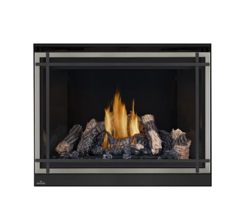 High Definition HD46 Direct Vent Gas Fireplace Package2 - NG (High Definition Fireplace)