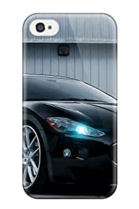 New Arrival Premium 4/4s Case Cover For Iphone (maserati Granturismo 30)