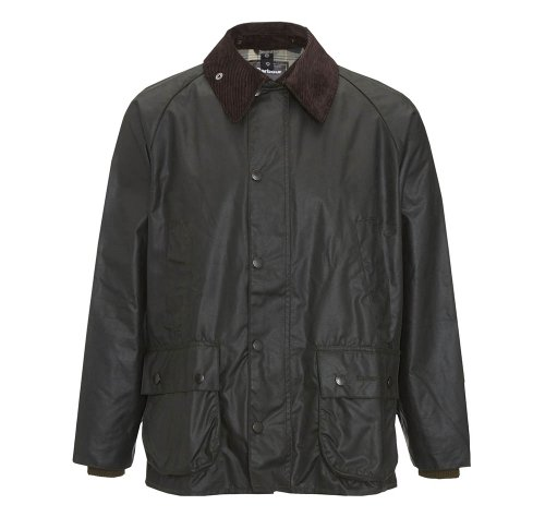 Barbour Cotton Coat - 8
