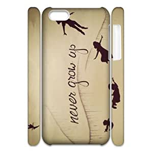 Forever Young Brand New 3D Cover Case for iphone 5/5S,diy case cover ygtg591499