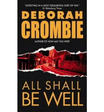 Download All Shall be Well (Duncan Kincaid/Gemma James Novels (Paperback)) (Paperback) - Common PDF
