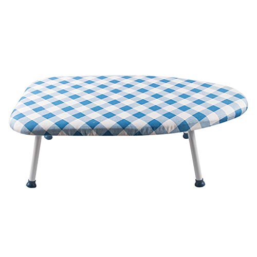 Berry Ave Tabletop Ironing Board - Table Ironing Board with Foldable Non-Slip Legs - Mini Ironing Board with Washable Cover - Portable Ironing Board That's Perfect to Travel with or Use Room to Room