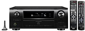 Denon AVR-4311CI 9.2 Channel Network Multi-Room Home Theater Receiver with HDMI 1.4a (Discontinued by Manufacturer)
