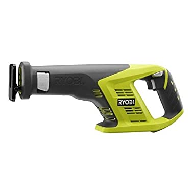 Ryobi P515 ONE Plus 18V Cordless Lithium-Ion Reciprocating Saw w/ Anti-Vibe Handle (Tool Only)