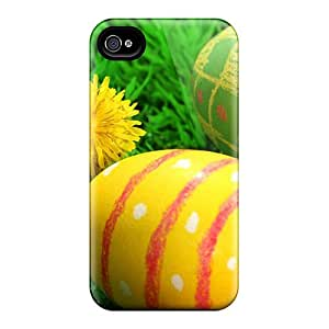 New Snap-on 88caseme Skin Cases Covers Compatible With Iphone 6- Dandelion And Easter Eggs