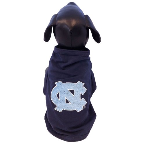 NCAA North Carolina Tar Heels Cotton Lycra Dog Tank Top, X-Small