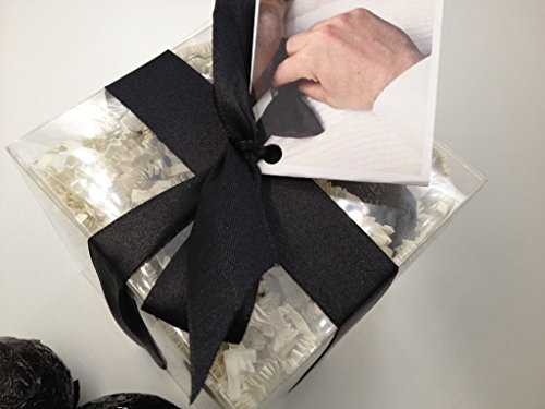 Gift Set for Him with 6 foil wrapped 2.5 oz bath bombs, great for dry skin, Best Sellers, Manly scents (Manly Scent)